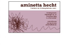 Aminetta Hecht, the Grinberg Method