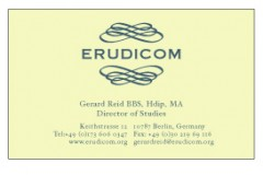 The Erudicom Logo