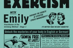 Exorcism Promotions
