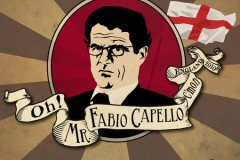 Oh! Mr. Fabio Capello